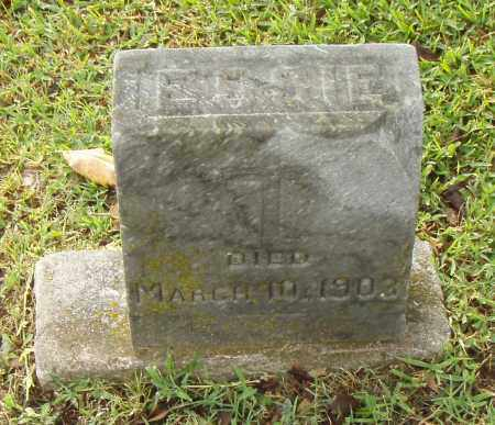 NOT GIVEN, ESSIE - Pulaski County, Arkansas | ESSIE NOT GIVEN - Arkansas Gravestone Photos