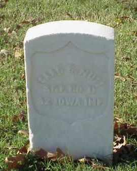 NUTT (VETERAN UNION), ISAAC C - Pulaski County, Arkansas | ISAAC C NUTT (VETERAN UNION) - Arkansas Gravestone Photos