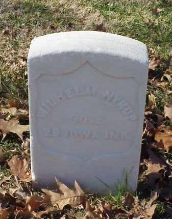 NYROP (VETERAN UNION), WILHELM - Pulaski County, Arkansas | WILHELM NYROP (VETERAN UNION) - Arkansas Gravestone Photos