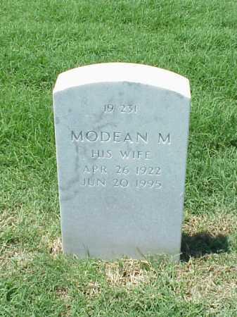 O'BRYANT, MODEAN M - Pulaski County, Arkansas | MODEAN M O'BRYANT - Arkansas Gravestone Photos