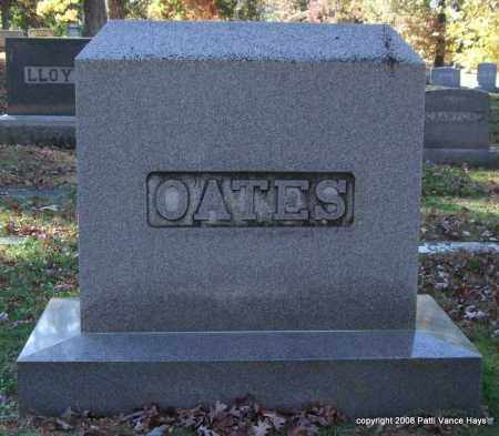 OATES, FAMILY MARKER - Pulaski County, Arkansas | FAMILY MARKER OATES - Arkansas Gravestone Photos