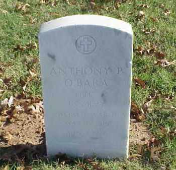 O'BARA (VETERAN WWII), ANTHONY P - Pulaski County, Arkansas | ANTHONY P O'BARA (VETERAN WWII) - Arkansas Gravestone Photos