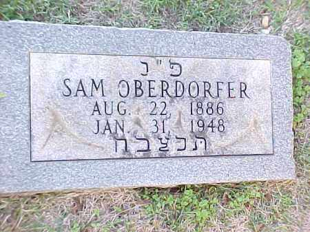 OBERDORFER, SAM - Pulaski County, Arkansas | SAM OBERDORFER - Arkansas Gravestone Photos
