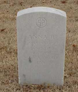 OBERLE, ANNA R - Pulaski County, Arkansas | ANNA R OBERLE - Arkansas Gravestone Photos