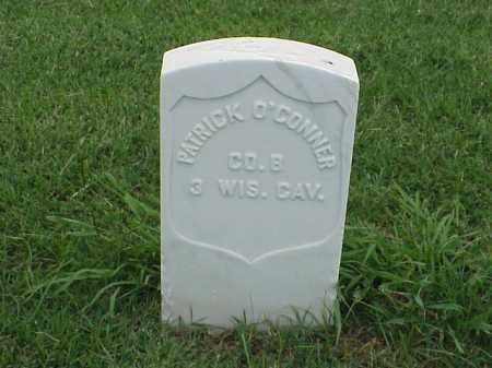 O'CONNER (VETERAN UNION), PATRICK - Pulaski County, Arkansas | PATRICK O'CONNER (VETERAN UNION) - Arkansas Gravestone Photos