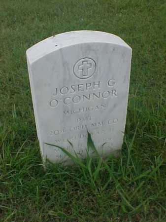 O'CONNOR (VETERAN WWII), JOSEPH G - Pulaski County, Arkansas | JOSEPH G O'CONNOR (VETERAN WWII) - Arkansas Gravestone Photos