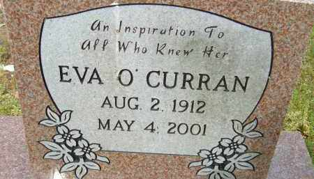 O'CURRAN, EVA - Pulaski County, Arkansas | EVA O'CURRAN - Arkansas Gravestone Photos