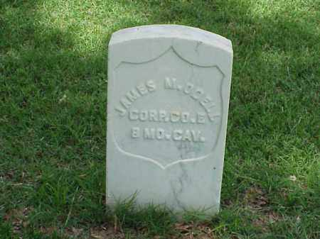 ODELL (VETERAN UNION), JAMES M - Pulaski County, Arkansas | JAMES M ODELL (VETERAN UNION) - Arkansas Gravestone Photos