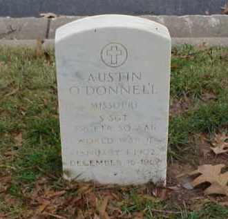 O'DONNELL (VETERAN WWII), AUSTIN - Pulaski County, Arkansas | AUSTIN O'DONNELL (VETERAN WWII) - Arkansas Gravestone Photos