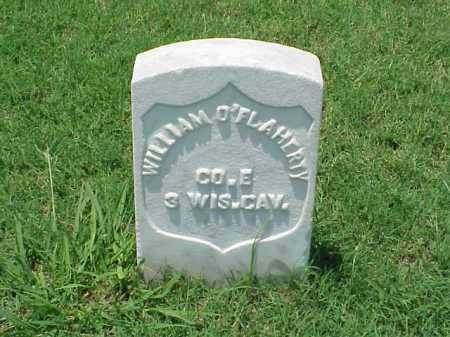 O'FLAHERTY (VETERAN UNION), WILLIAM - Pulaski County, Arkansas | WILLIAM O'FLAHERTY (VETERAN UNION) - Arkansas Gravestone Photos