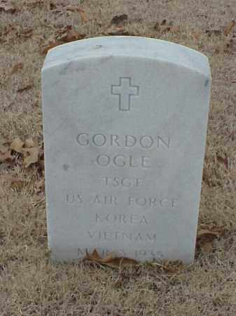 OGLE (VETERAN 2 WARS), GORDON - Pulaski County, Arkansas | GORDON OGLE (VETERAN 2 WARS) - Arkansas Gravestone Photos