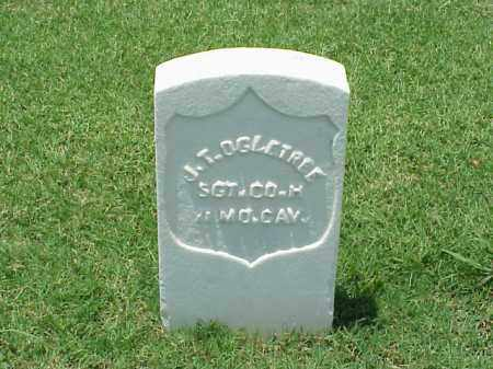 OGLETREE (VETERAN UNION), JOHN T - Pulaski County, Arkansas | JOHN T OGLETREE (VETERAN UNION) - Arkansas Gravestone Photos