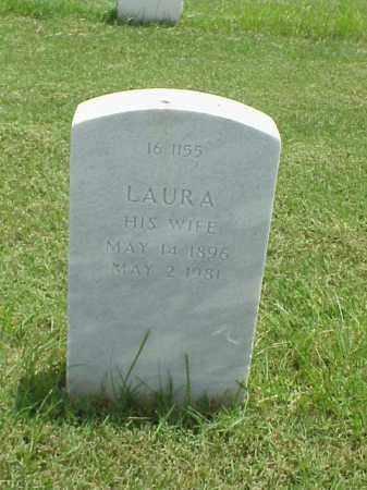 OLDS, LAURA - Pulaski County, Arkansas | LAURA OLDS - Arkansas Gravestone Photos