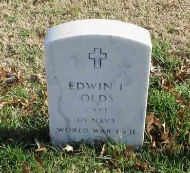 OLDS (VETERAN 3 WARS), EDWIN L - Pulaski County, Arkansas | EDWIN L OLDS (VETERAN 3 WARS) - Arkansas Gravestone Photos