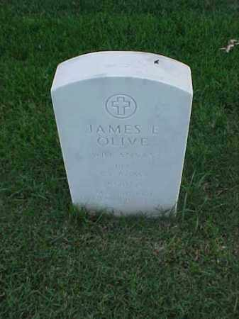 OLIVE (VETERAN KOR), JAMES E - Pulaski County, Arkansas | JAMES E OLIVE (VETERAN KOR) - Arkansas Gravestone Photos
