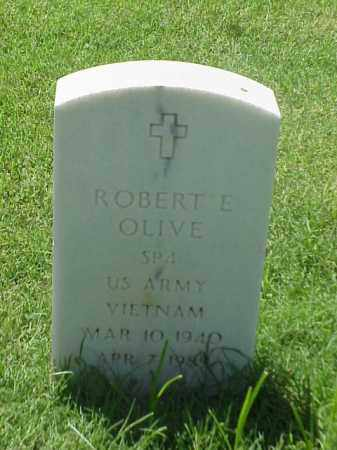 OLIVE (VETERAN VIET), ROBERT E - Pulaski County, Arkansas | ROBERT E OLIVE (VETERAN VIET) - Arkansas Gravestone Photos