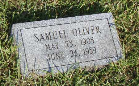OLIVER, SAMUEL - Pulaski County, Arkansas | SAMUEL OLIVER - Arkansas Gravestone Photos