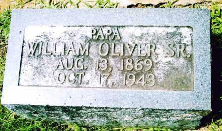 OLIVER, SR, WILLIAM - Pulaski County, Arkansas | WILLIAM OLIVER, SR - Arkansas Gravestone Photos