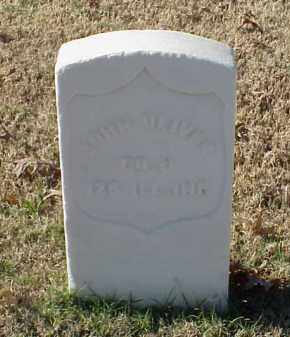OLIVER (VETERAN UNION), JOHN - Pulaski County, Arkansas | JOHN OLIVER (VETERAN UNION) - Arkansas Gravestone Photos