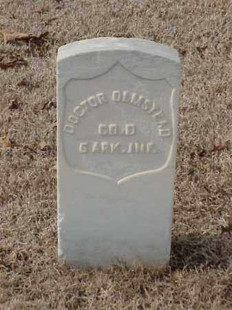 OLMSTEAD (VETERAN UNION), DOCTOR - Pulaski County, Arkansas | DOCTOR OLMSTEAD (VETERAN UNION) - Arkansas Gravestone Photos