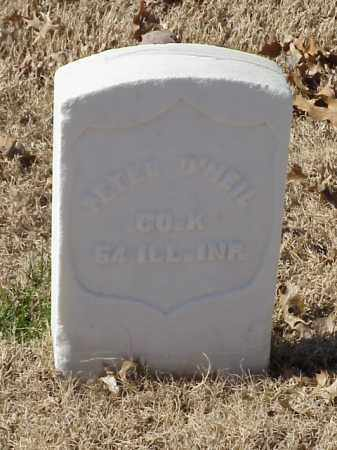 ONEIL (VETERAN UNION), PETER - Pulaski County, Arkansas | PETER ONEIL (VETERAN UNION) - Arkansas Gravestone Photos