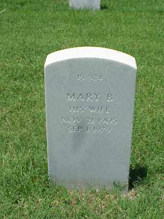 OOTS, MARY B - Pulaski County, Arkansas | MARY B OOTS - Arkansas Gravestone Photos