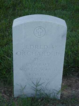 ORCHARD, JR (VETERAN 3 WARS), HENRY H - Pulaski County, Arkansas | HENRY H ORCHARD, JR (VETERAN 3 WARS) - Arkansas Gravestone Photos