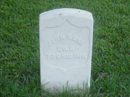 ORR (VETERAN UNION), JOHN T - Pulaski County, Arkansas | JOHN T ORR (VETERAN UNION) - Arkansas Gravestone Photos