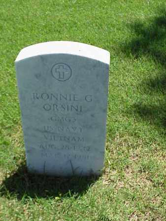 ORSINI (VETERAN VIET), RONNIE G - Pulaski County, Arkansas | RONNIE G ORSINI (VETERAN VIET) - Arkansas Gravestone Photos
