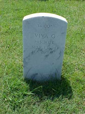 ORT, VIVA G - Pulaski County, Arkansas | VIVA G ORT - Arkansas Gravestone Photos