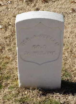 OSBORN (VETERAN UNION), GEORGE A - Pulaski County, Arkansas | GEORGE A OSBORN (VETERAN UNION) - Arkansas Gravestone Photos