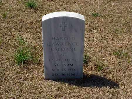 OSBORNE (VETERAN VIET), HAROLD LAWRENCE - Pulaski County, Arkansas | HAROLD LAWRENCE OSBORNE (VETERAN VIET) - Arkansas Gravestone Photos