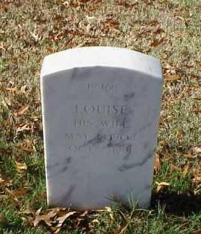 OSBY, LOUISE - Pulaski County, Arkansas | LOUISE OSBY - Arkansas Gravestone Photos