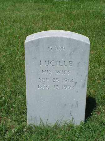 OSLER, LUCILLE - Pulaski County, Arkansas | LUCILLE OSLER - Arkansas Gravestone Photos