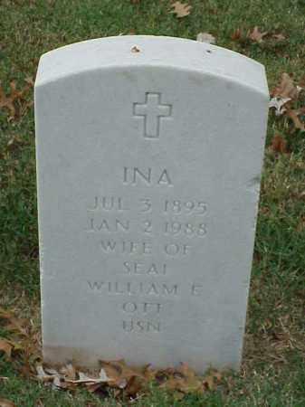 OTT, INA - Pulaski County, Arkansas | INA OTT - Arkansas Gravestone Photos
