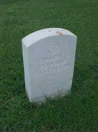 OTTERBEIN (VETERAN WWII), CHARLES EDWARD - Pulaski County, Arkansas | CHARLES EDWARD OTTERBEIN (VETERAN WWII) - Arkansas Gravestone Photos