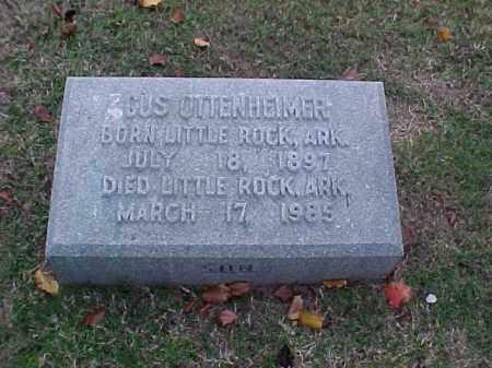 OTTENHEIMER, GUS - Pulaski County, Arkansas | GUS OTTENHEIMER - Arkansas Gravestone Photos