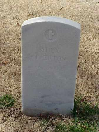 OVERTON (VETERAN WWI), ALEX - Pulaski County, Arkansas | ALEX OVERTON (VETERAN WWI) - Arkansas Gravestone Photos