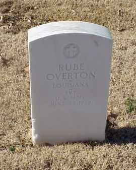 OVERTON (VETERAN WWI), RUBE - Pulaski County, Arkansas | RUBE OVERTON (VETERAN WWI) - Arkansas Gravestone Photos