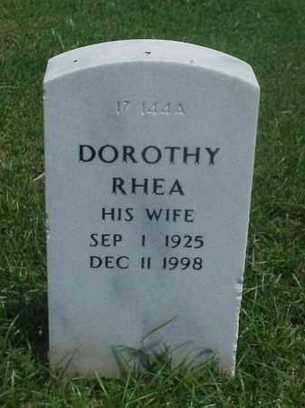 OWENS, DOROTHY RHEA - Pulaski County, Arkansas | DOROTHY RHEA OWENS - Arkansas Gravestone Photos