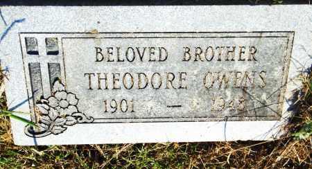 OWENS, THEODODRE - Pulaski County, Arkansas | THEODODRE OWENS - Arkansas Gravestone Photos