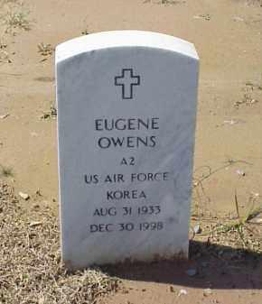OWENS (VETERAN KOR), EUGENE - Pulaski County, Arkansas | EUGENE OWENS (VETERAN KOR) - Arkansas Gravestone Photos