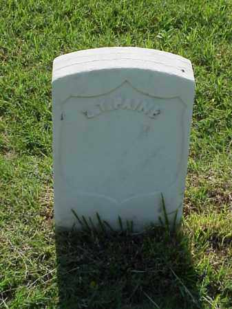 PAINE (VETERAN UNION), L T - Pulaski County, Arkansas | L T PAINE (VETERAN UNION) - Arkansas Gravestone Photos
