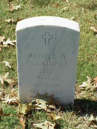 PALADINO (VETERAN VIET), DANIEL A - Pulaski County, Arkansas | DANIEL A PALADINO (VETERAN VIET) - Arkansas Gravestone Photos