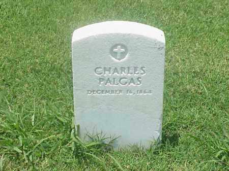 PALGAS (VETERAN UNION), CHARLES - Pulaski County, Arkansas | CHARLES PALGAS (VETERAN UNION) - Arkansas Gravestone Photos