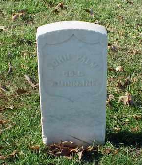 PALM (VETERAN UNION), JOHN - Pulaski County, Arkansas | JOHN PALM (VETERAN UNION) - Arkansas Gravestone Photos