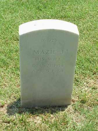 PALMER, MAZIE J - Pulaski County, Arkansas | MAZIE J PALMER - Arkansas Gravestone Photos