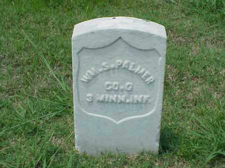 PALMER (VETERAN UNION), WILLIAM S - Pulaski County, Arkansas | WILLIAM S PALMER (VETERAN UNION) - Arkansas Gravestone Photos