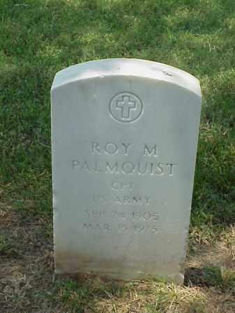 PALMQUIST (VETERAN KOR), ROY M - Pulaski County, Arkansas | ROY M PALMQUIST (VETERAN KOR) - Arkansas Gravestone Photos