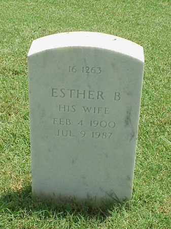 PANICH, ESTHER B - Pulaski County, Arkansas | ESTHER B PANICH - Arkansas Gravestone Photos